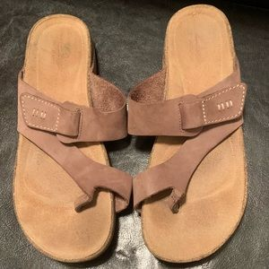 Clark's Artisan Leather Sandal